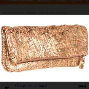 Jessica Simpson Pretty Patty clutch wristlet new